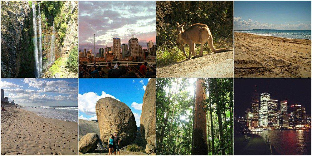 Queensland Collage
