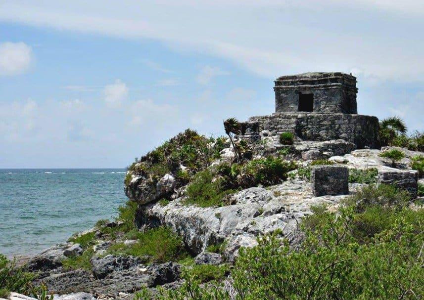 10 Day Yucatan Itinerary - Tulum Ruins