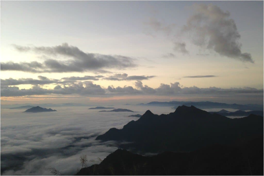 Sunrise at Phu Chi Fa - 2 hours from Chiang Rai