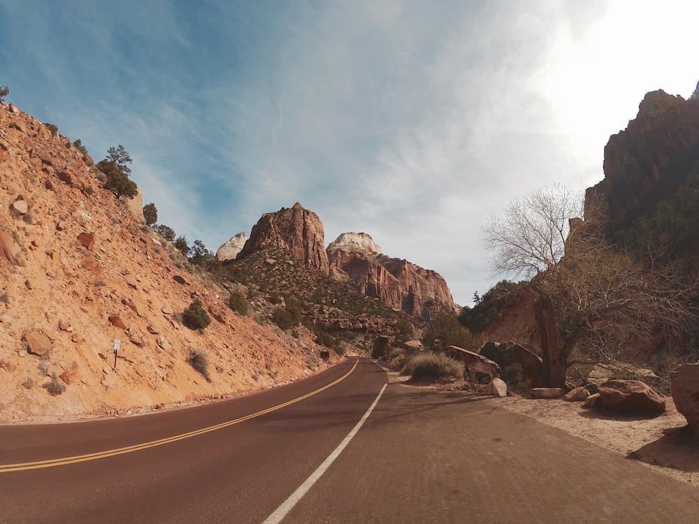 The Joy of a Quiet Mind - Finding calm in Zion National Park