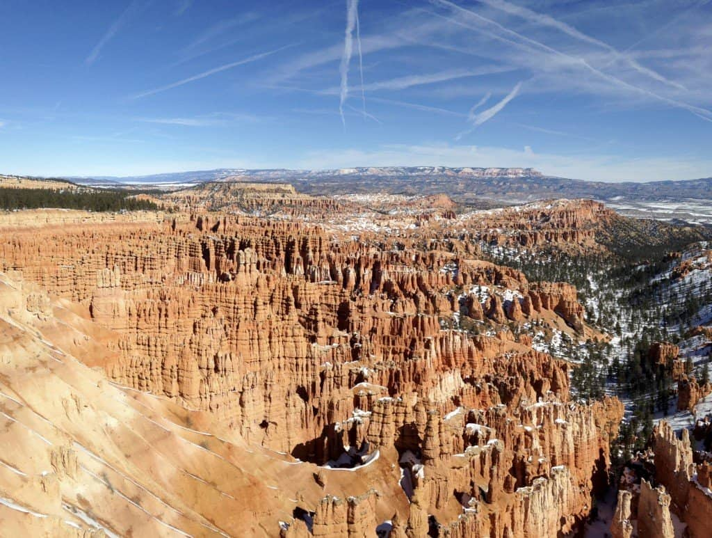 Bryce Canyon is worth a visit any time of the year, but it's extra special in the winter! Here are 5 reasons you should plan a winter visit!