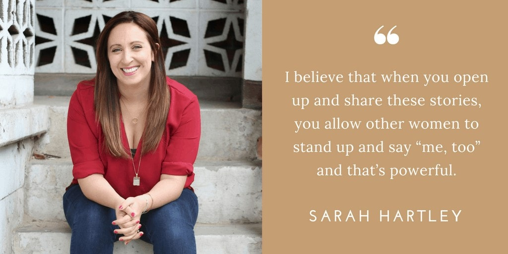 Stories of Simple + Intentional Living: Sarah Hartley from Holl & Lane
